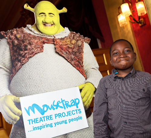 Mousetrap Theatre Productions present a relaxed performance of Shrek at the Theatre Royal, Drury Lane