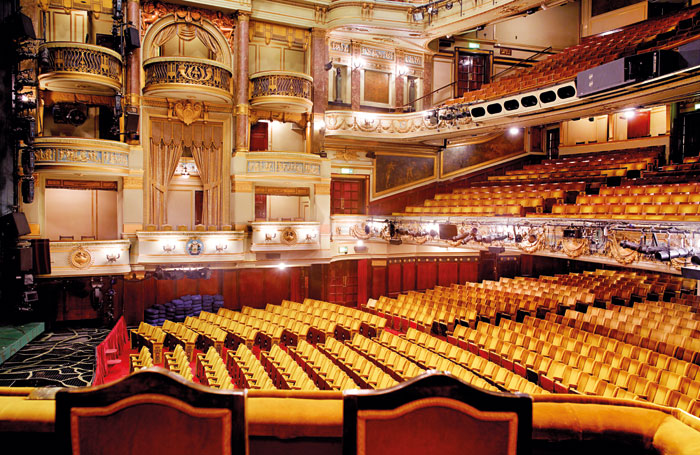 Theatre royal drury lane wedding