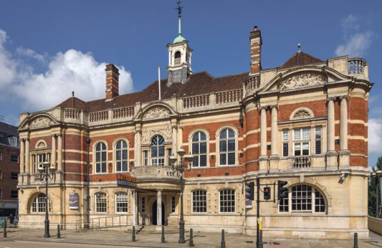 Battersea Arts Centre, which is already beginning to work under this model