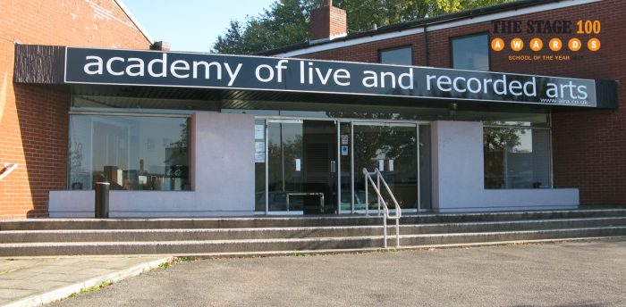 Academy of Live and Recorded Arts in Wigan