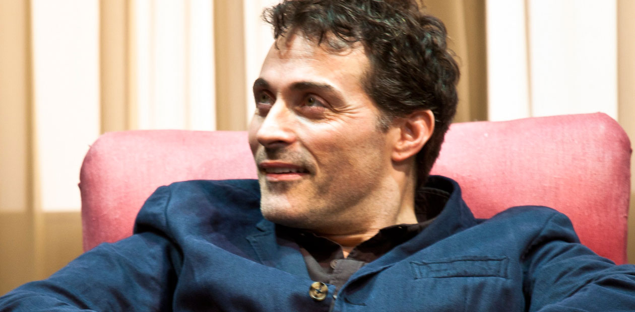 The best of times. Rufus Sewell ...