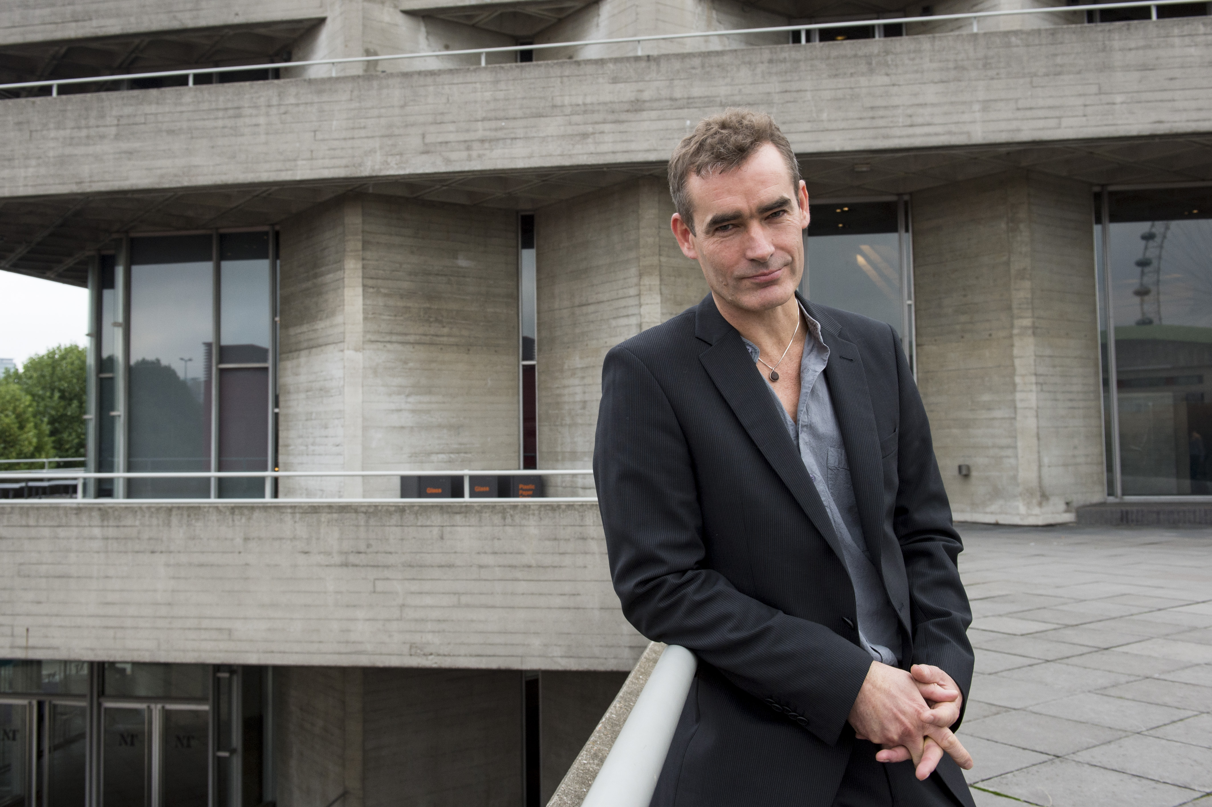 Rufus Norris, National Theatre director. Photo: Richard H Smith