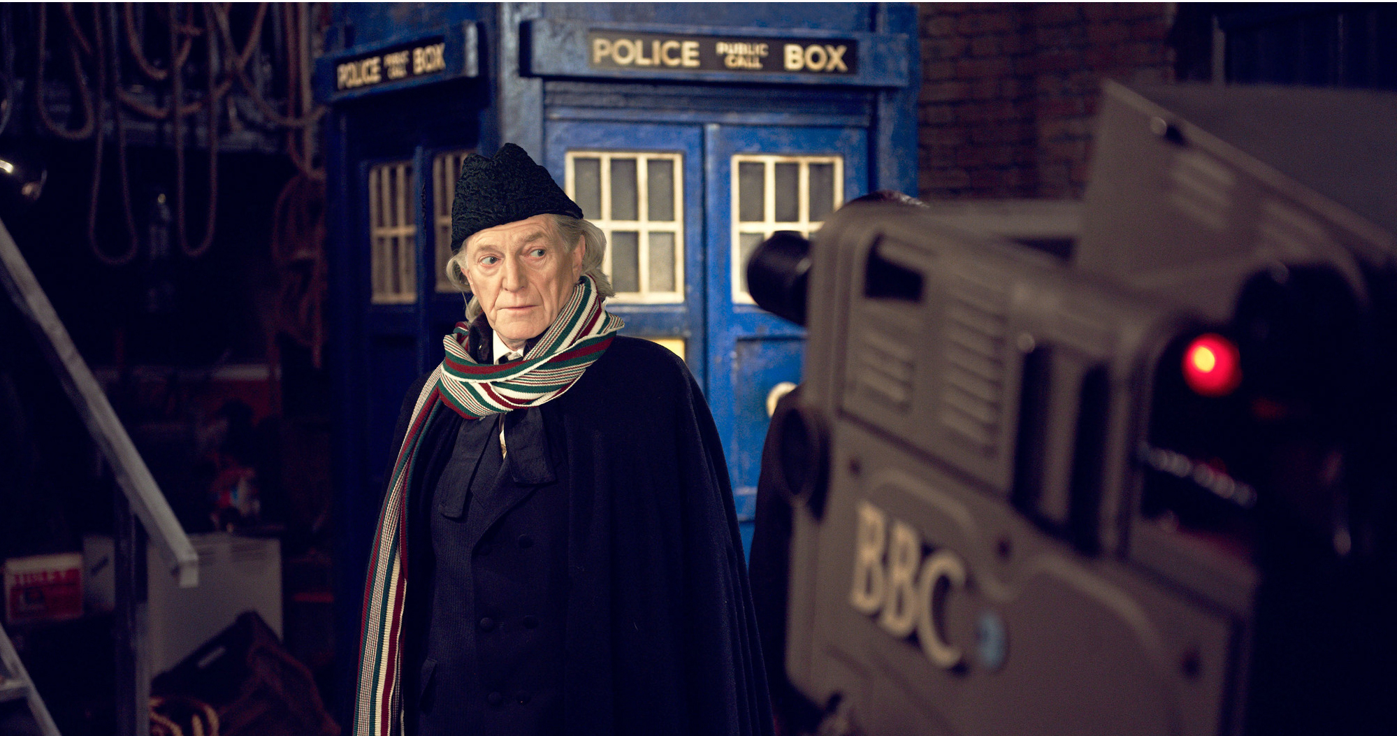 Tv Review An Adventure In Space And Time Doctor Who The Ultimate Guide