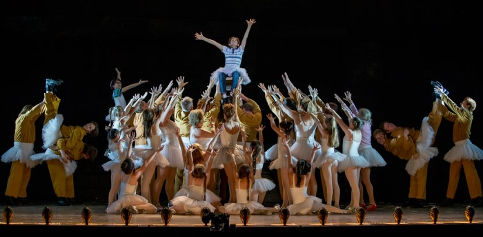 Billy Elliot the Musical Live. Photo: Adam Sorenson