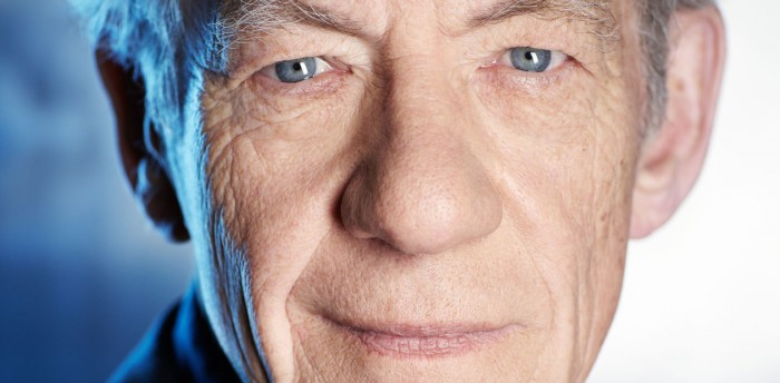 Ian McKellen and Katherine Jenkins will read from Under Milk Wood. Photo: Sarah Dunn