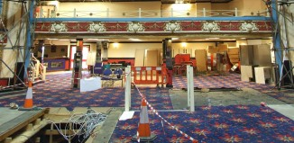 Uncertain future: Brighton Hippodrome