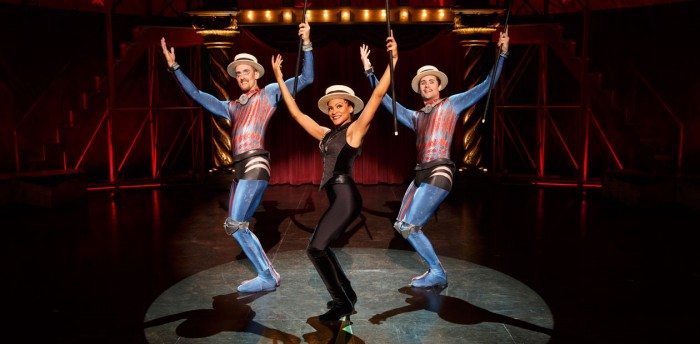 Pippin at the Music Box Theater. Photo: Joan Marcus