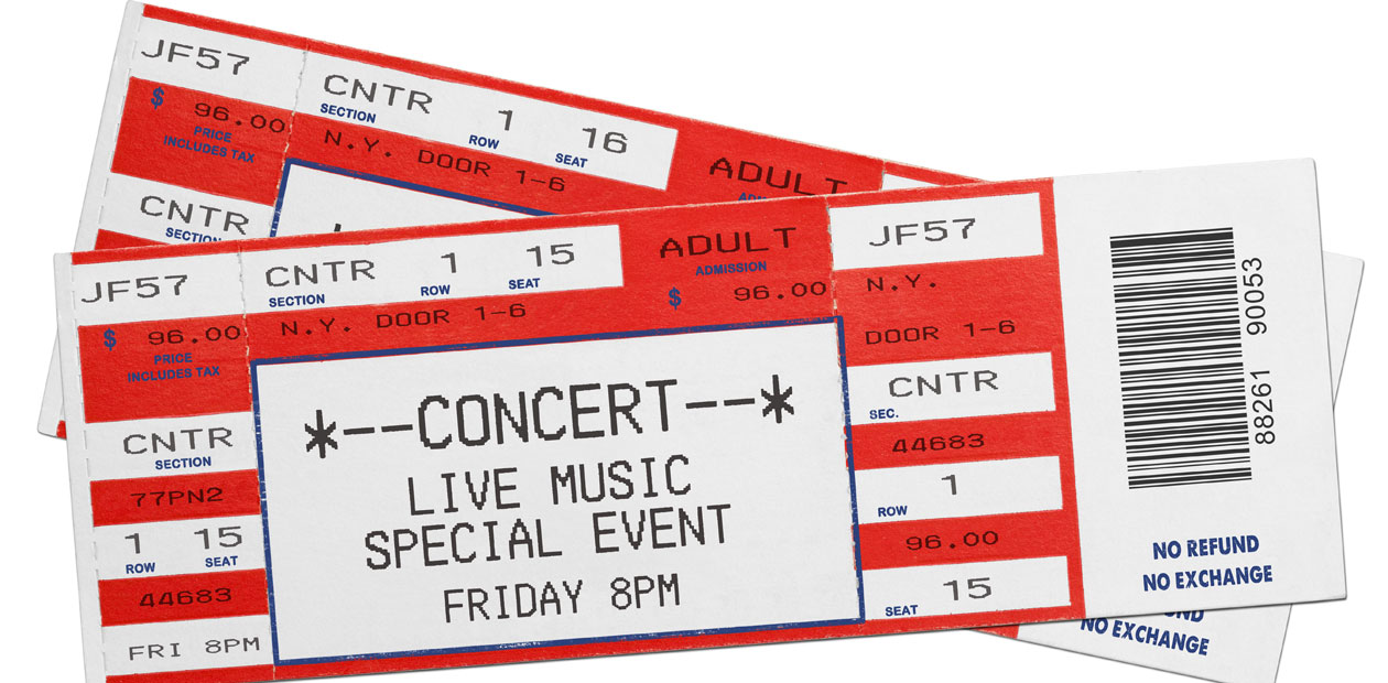 Changes to secondary ticketing...