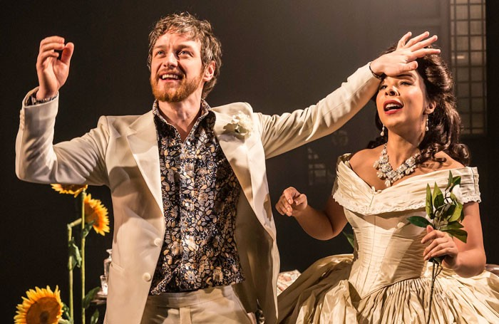 the ruling class review theatre the stage