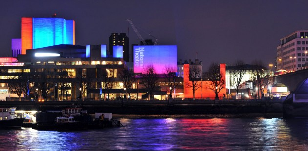 The National Theatre. Photo: Philip Vile