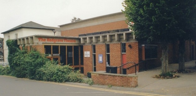 The Redgrave Theatre in Farnham, Surrey. Photo: Theatres Trust