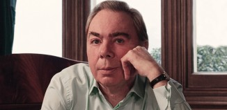 Andrew Lloyd Webber. Photo: Michael Clements