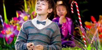 Tom Klenerman in Charlie and the Chocolate Factory. Photo: Helen Maybanks
