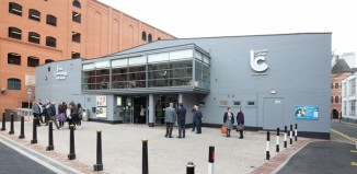 The Sue Townsend Theatre, Leicester