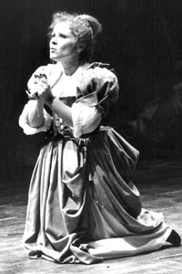 Staunton in the Royal Shakespeare Company's production of The Fair Maid of the West in 1986. Photo: Zuleika Henry/RSC