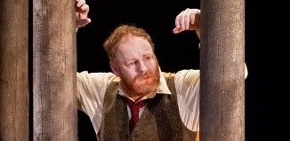 David Ganly as the eponymous Uncle Vanya. Photo: Anthony Robling