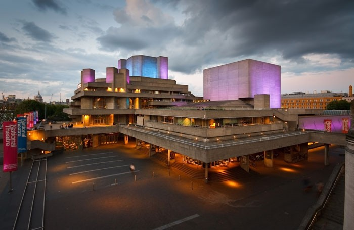 The National Theatre, London. Photo: Milan Gonda/Shutterstock