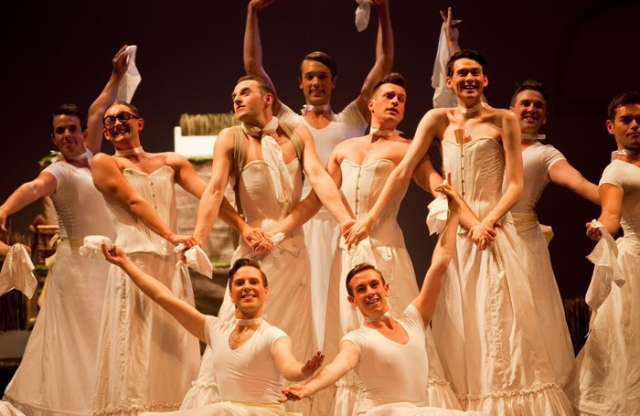 A previous cast of The Pirates of Penzance. Photo: Kay Young