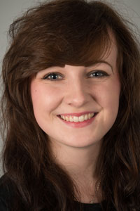 Cassie McCluskey's serious acting ambition was honed at summer school