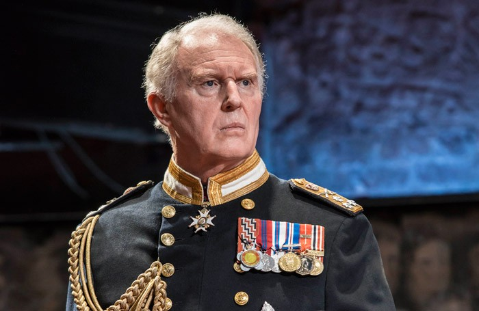 Tim Pigott-Smith in King Charles III