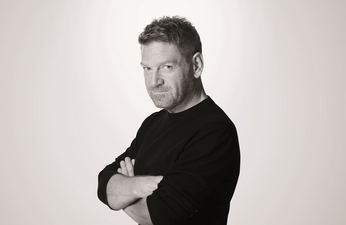 Kenneth Branagh. Photo: Johan Persson