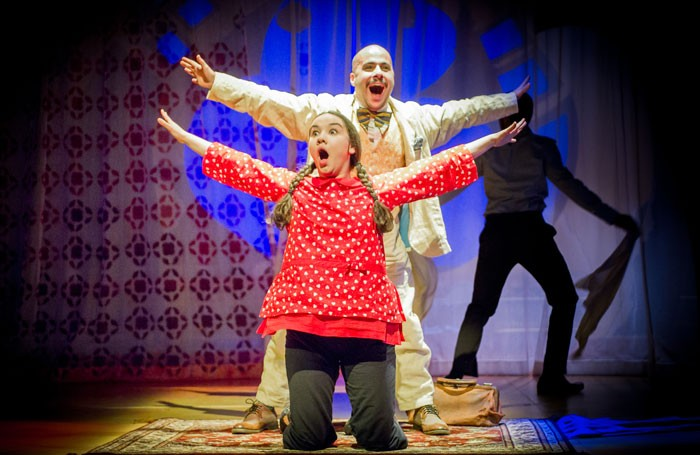 Operation Magic Carpet | Review | Children's theatre | The Stage