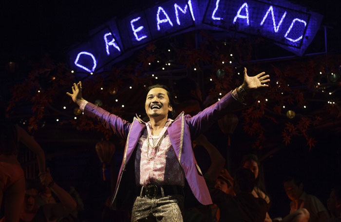 Jon Jon Briones: 'I didn't even know who Cameron Mackintosh was' | Interviews | The Stage