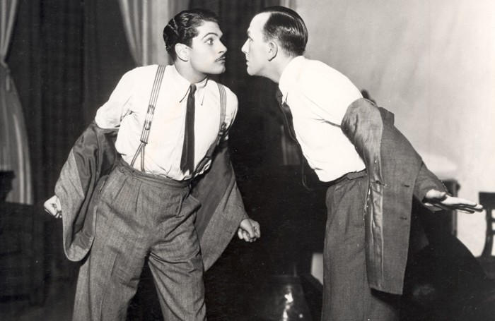 Image result for noel coward and laurence olivier