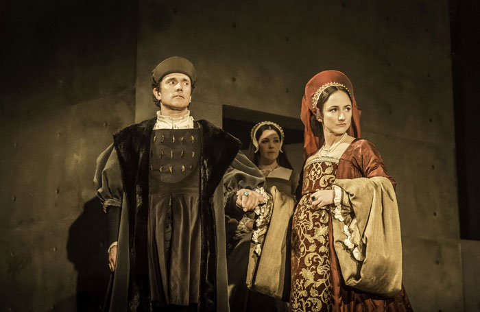 Wolf Hall. Photo: Johan Persson