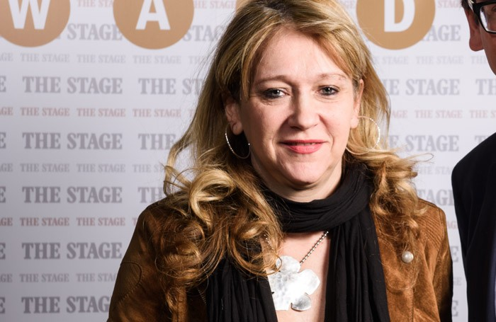 Sonia Friedman is nominated for producer of the year at The Stage awards. Photo: Alex Brenner