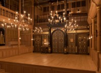 The Sam Wanamaker Playhouse. Photo: Pete Le May