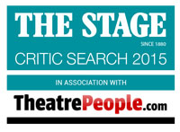 The Stage Critic Search 2015