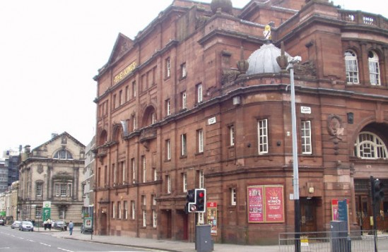 Glasgow's King's Theatre