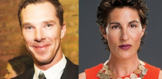 Benedict Cumberbatch and Tamsin Greig are both up for BAFTA TV awards. Photo: Victoria Erdelevskaya/J Brooks