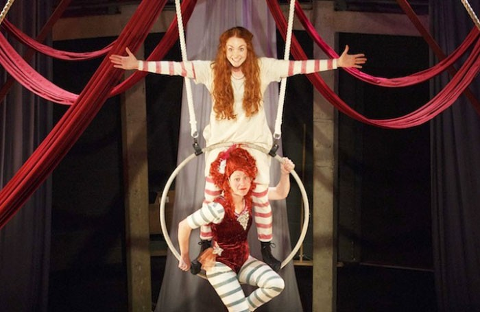 A scene from Hetty Feather. Photo: Donald Cooper