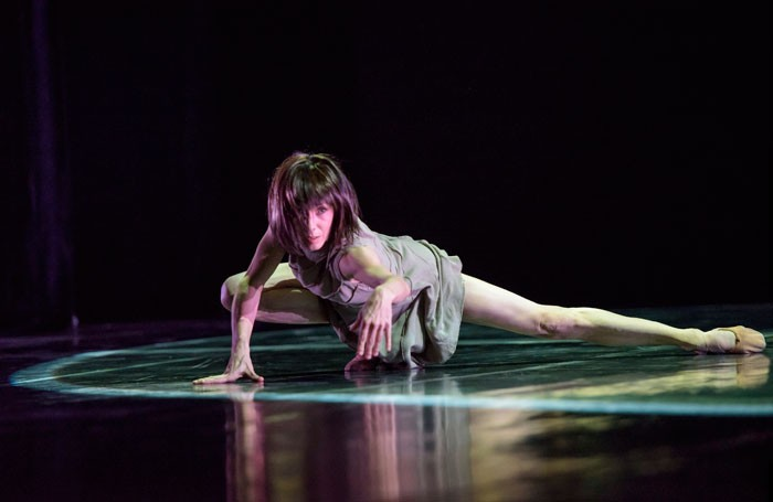 Sylvie Guillem - Life in Progress, Sadler's Wells. Photo: Bill Cooper