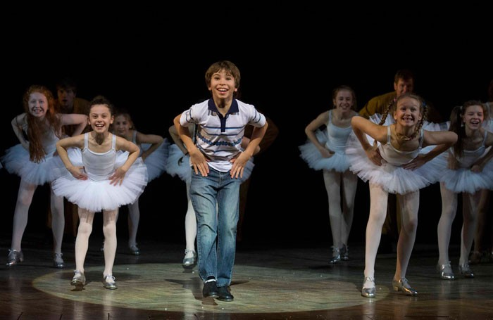 The Billy Elliot effect has made a difference but more needs to be done. Photo: Alastair Muir