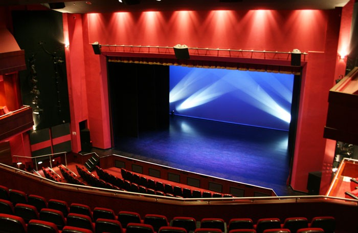 Ductac's Centrepoint Theatre, which is the venue's main space