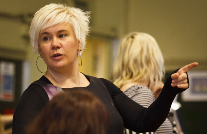 Emma Rice. Photo: Steve Tanner