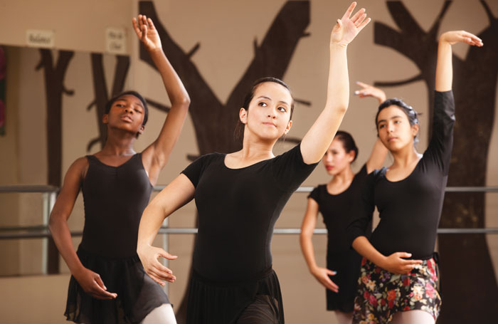 A new survey has shown the extent to which professional dancers rely on other sources of income. Photo: Shutterstock