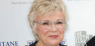 Julie Walters at last year's South Bank Sky Arts Awards. Photo: Chris Lobina