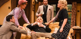 Noises Off at the Mercury Theatre, Colchester. Photo: Robert Day