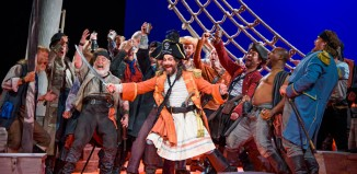 Pirates of Penzance, English National Opera. Photo: Tristram Kenton