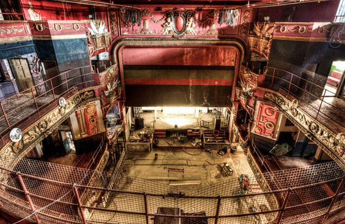 Plymouth Palace Theatre Rescued By Youth Charity News
