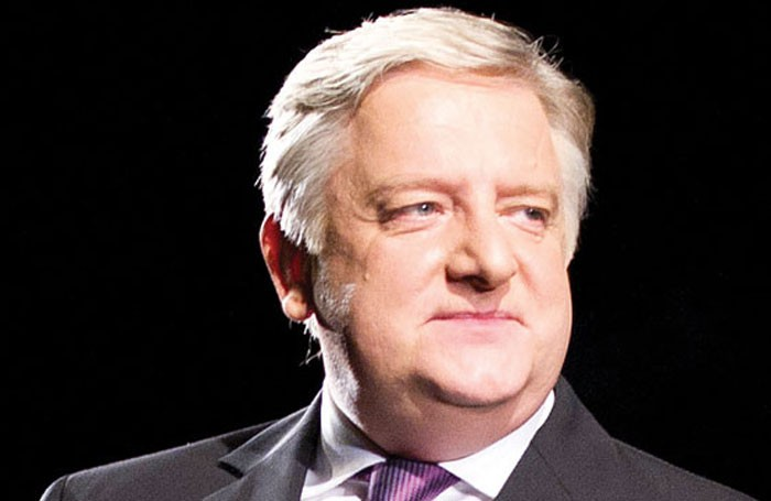 simon russell beale into the woods