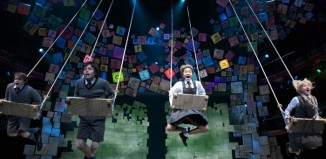 Original British West End musical hits such as Matilda are few and far between. Manuel Harlan