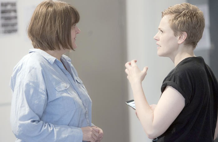 Sarah Frankcom will direct Maxine Peake in Caryl Churchill's 1994 play, The Skriker, which features at this year's Manchester International Festival . Photo: Jonathan Keenan