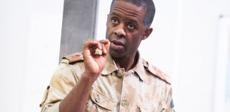 Adrian Lester in Othello at the National Theatre in 2013. Photo: Tristram Kenton
