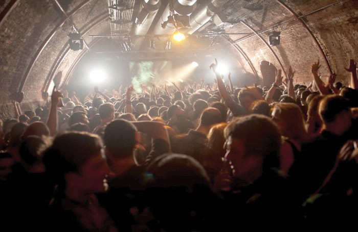 Glasgow Arches. Photo: Bartosz Madejski