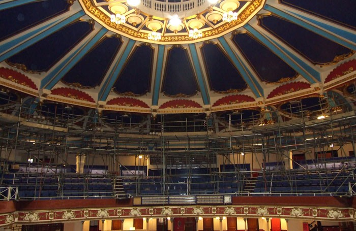 Brighton Hippodrome. Photo: Theatres Trust